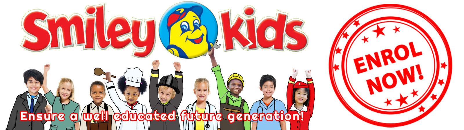 Smiley Kids Enrolement
