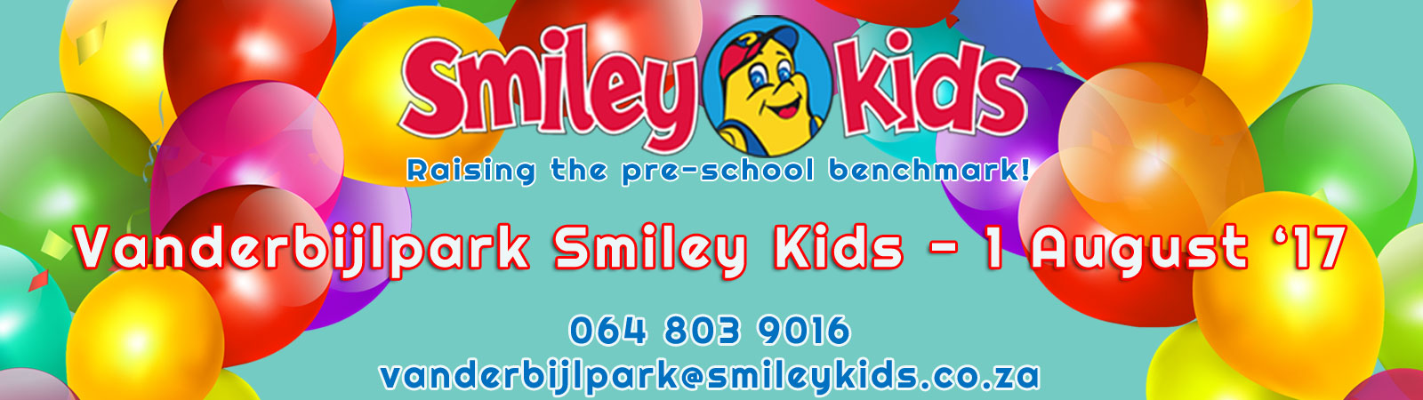 Smiley Kids Opening Soon