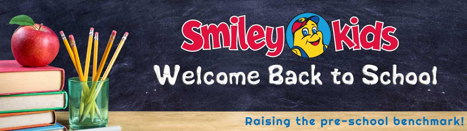 Smiley Kids Back to School