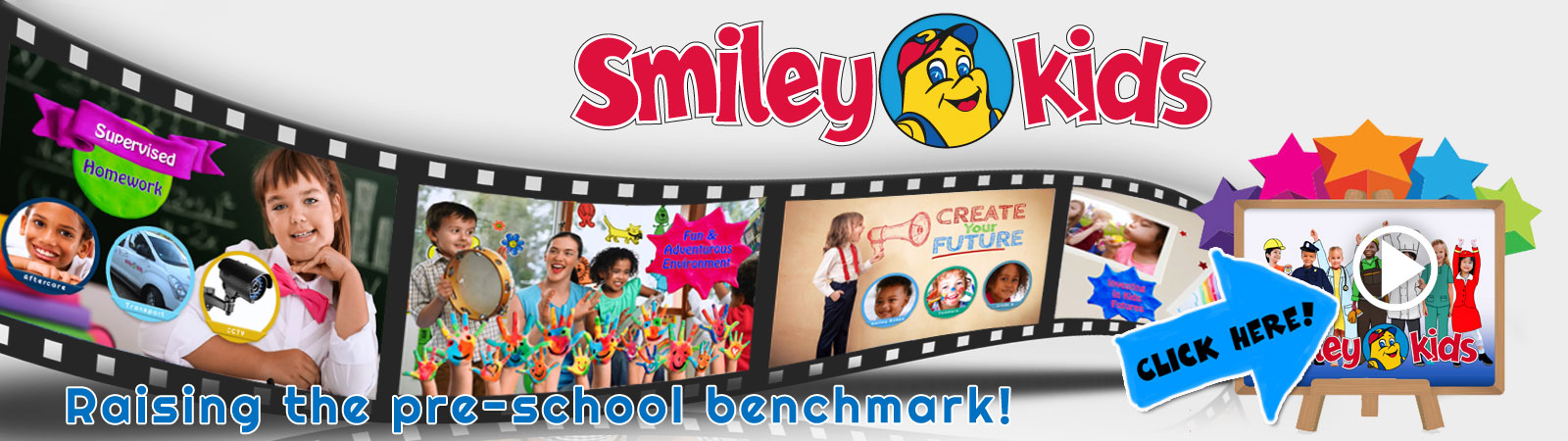 Smiley Kids Glen Marais Video